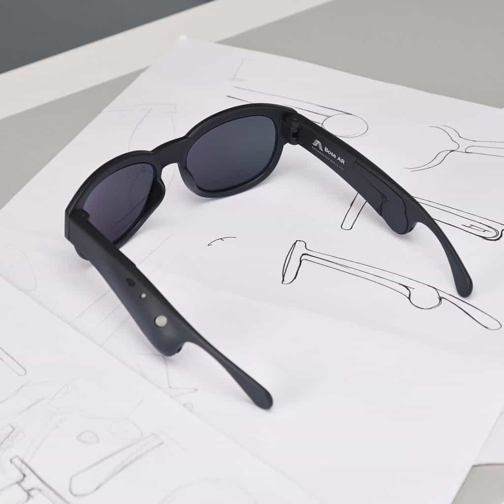 Bose AR Glasses Announced – Augmented Reality Audio in Sunglasses 3