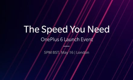 OnePlus 6 Global Launch Event on 16th May & everyone is invited (if you buy a ticket)
