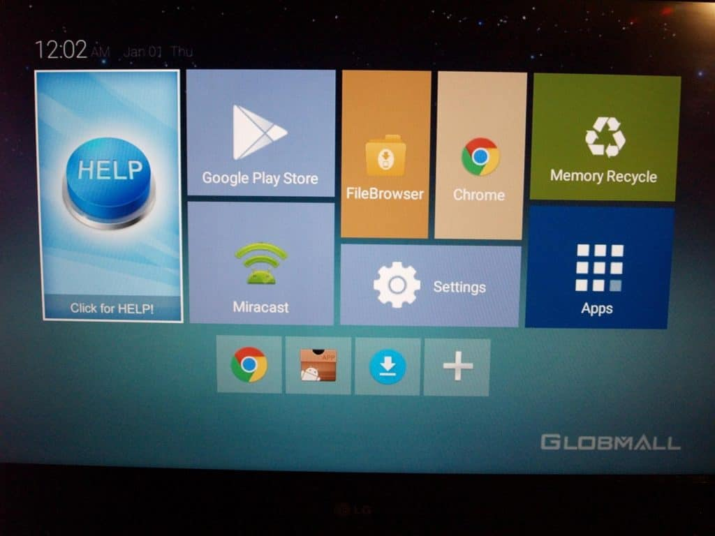 Globmall X4 Android TV Box Review 2