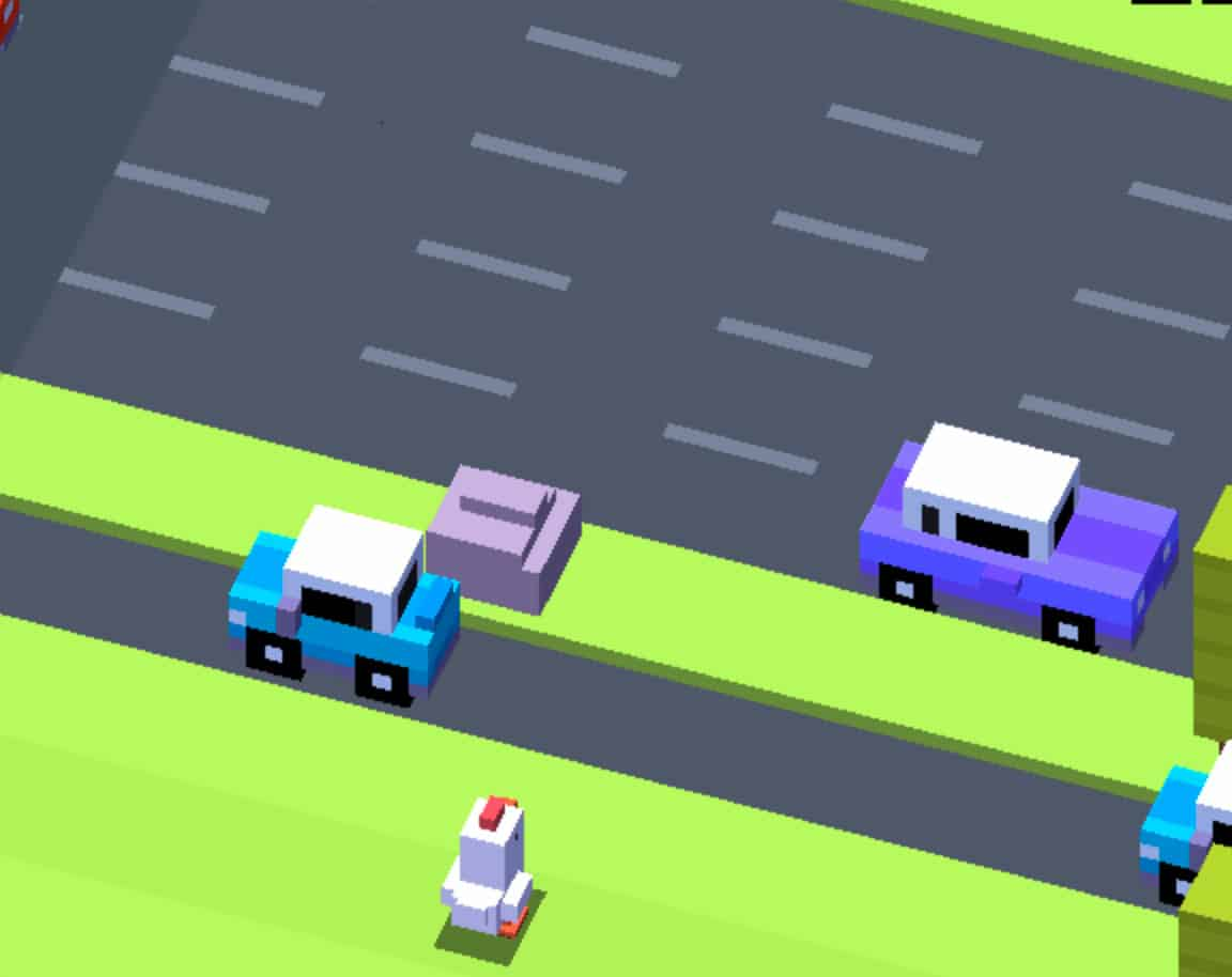 A Geeky Guide to Playing Crossy Road 5