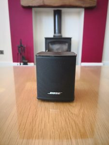 Bose Virtually Invisible 300 Wireless Rear Surround Speakers Review 1
