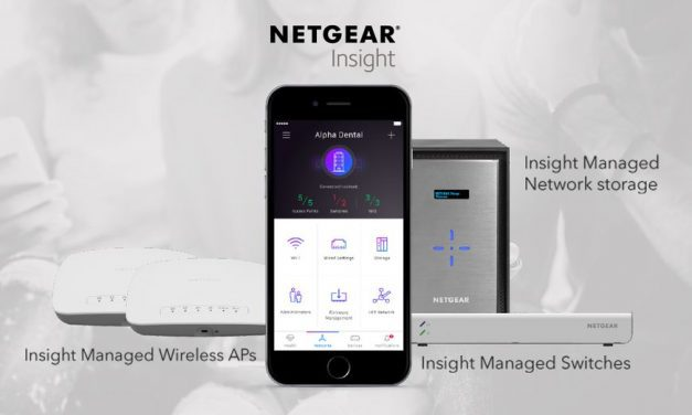 Netgear Insight WAC540 4×4 AP, Orbi Pro Ceiling with POE and new Insight Cloud Management features announced