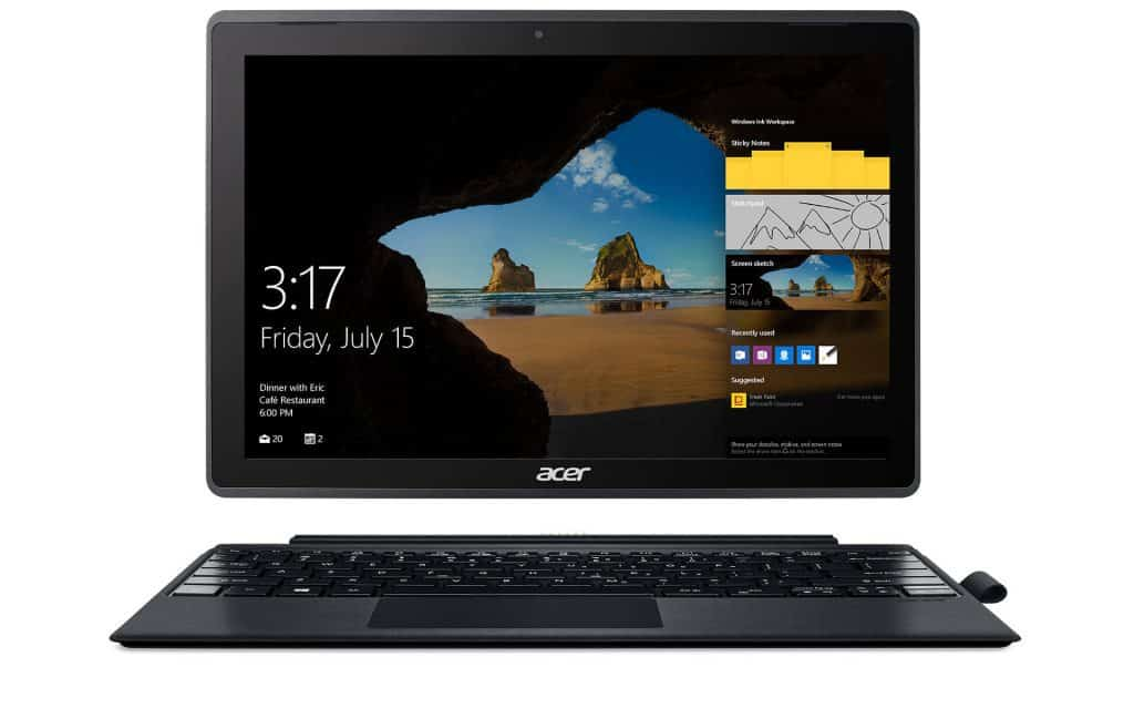 Acer Switch 3 Review - SW312-31 14
