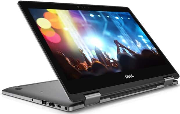 Dell Inspiron 13 7000 2-in-1 Launched with AMD Ryzen 5 2500U / Ryzen 7 2700U 2