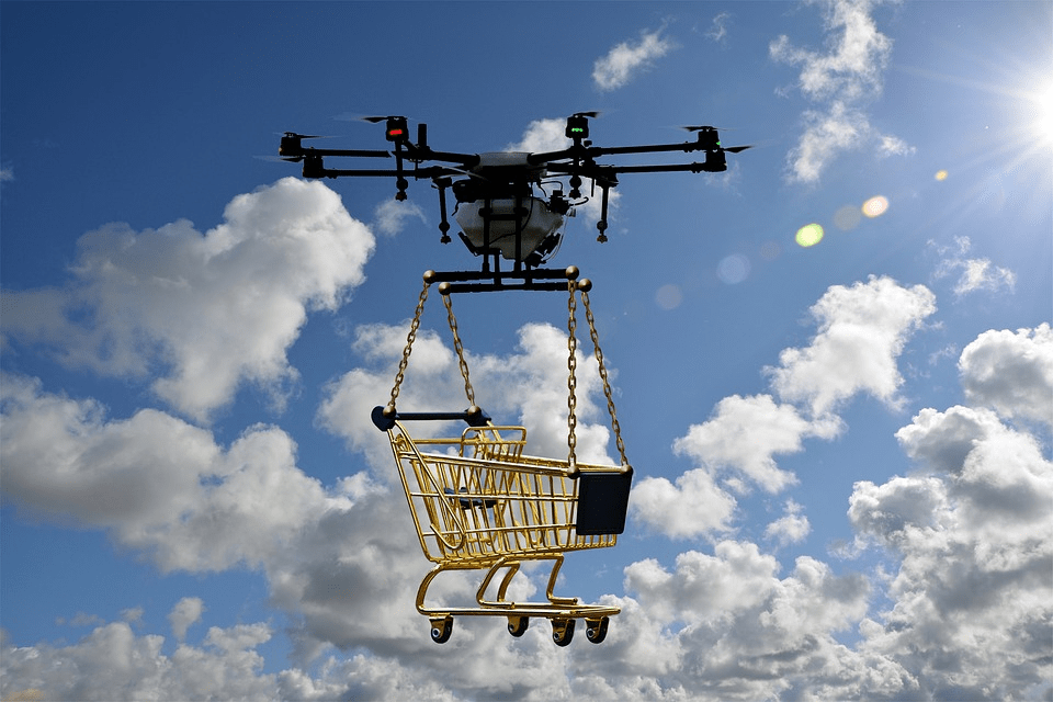 Will Drone Be Delivering Your Food This Year? Changes In Store for 2018
