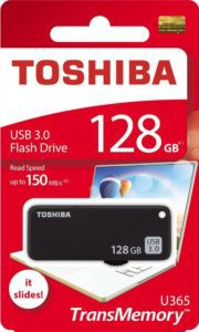 Toshiba TransMemory U365 128GB Review 3