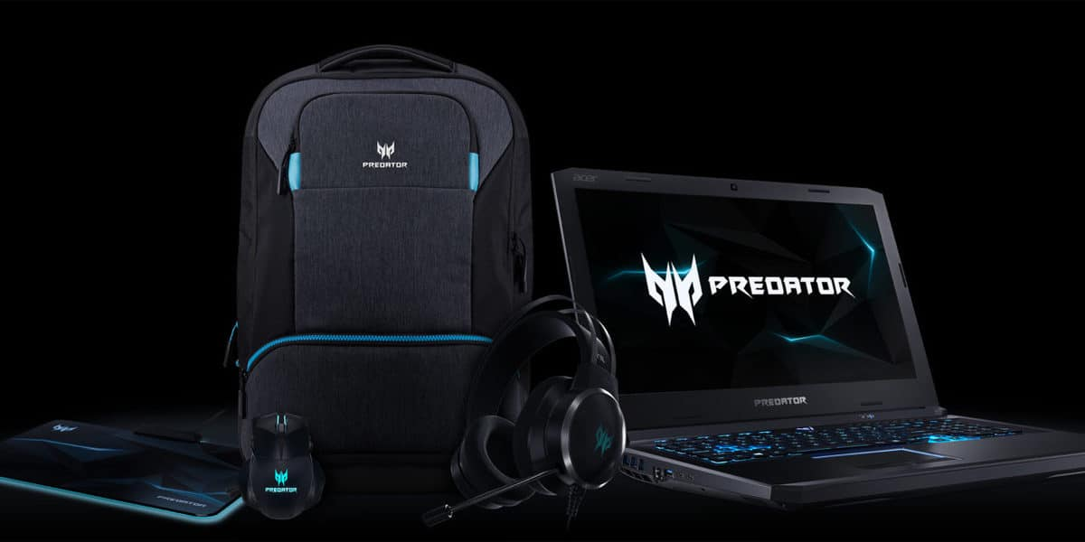 Acer Announces Gaming Predator Helios 500 & 300 Notebooks with Core i9 and GTX 1070