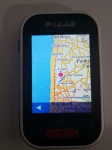 Polar V650 GPS Bike Computer Review 2018 - Ahora con Strava Live Segments 6