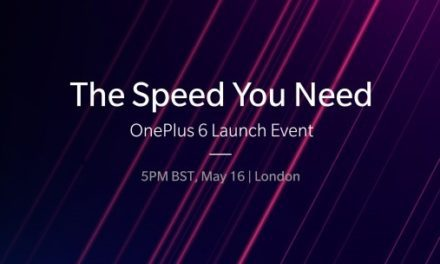 Watch the OnePlus 6 LiveStream today from today from 5PM