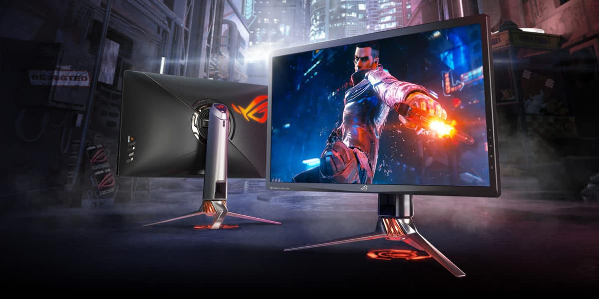 Official: ASUS 27-inch 4K HDR G-Sync ROG Swift PG27UQ will ship in June for $1,999.99