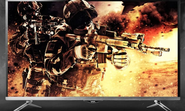 Wasabi Mango UHD430 43-inch 4K 120Hz PC Display with DP 1.4 Now Available for £1,033.01