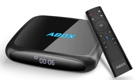 Win a ABOX 4th Generation A4 Android Tv Box