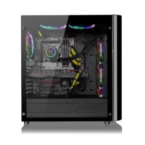 Thermaltake View 22 TG Tempered Glass Review 2