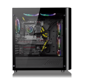Thermaltake View 22 TG Tempered Glass Review 1