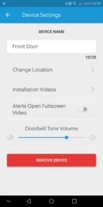 Ring Video Doorbell 2 with Chime Pro Review 9