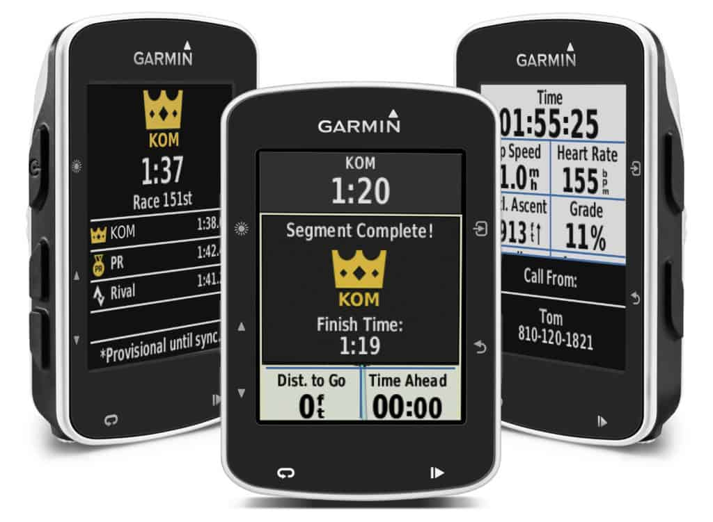 Garmin Edge 520 vs POLAR V650 vs Wahoo ELEMNT BOLT GPS Cycling Computer 2