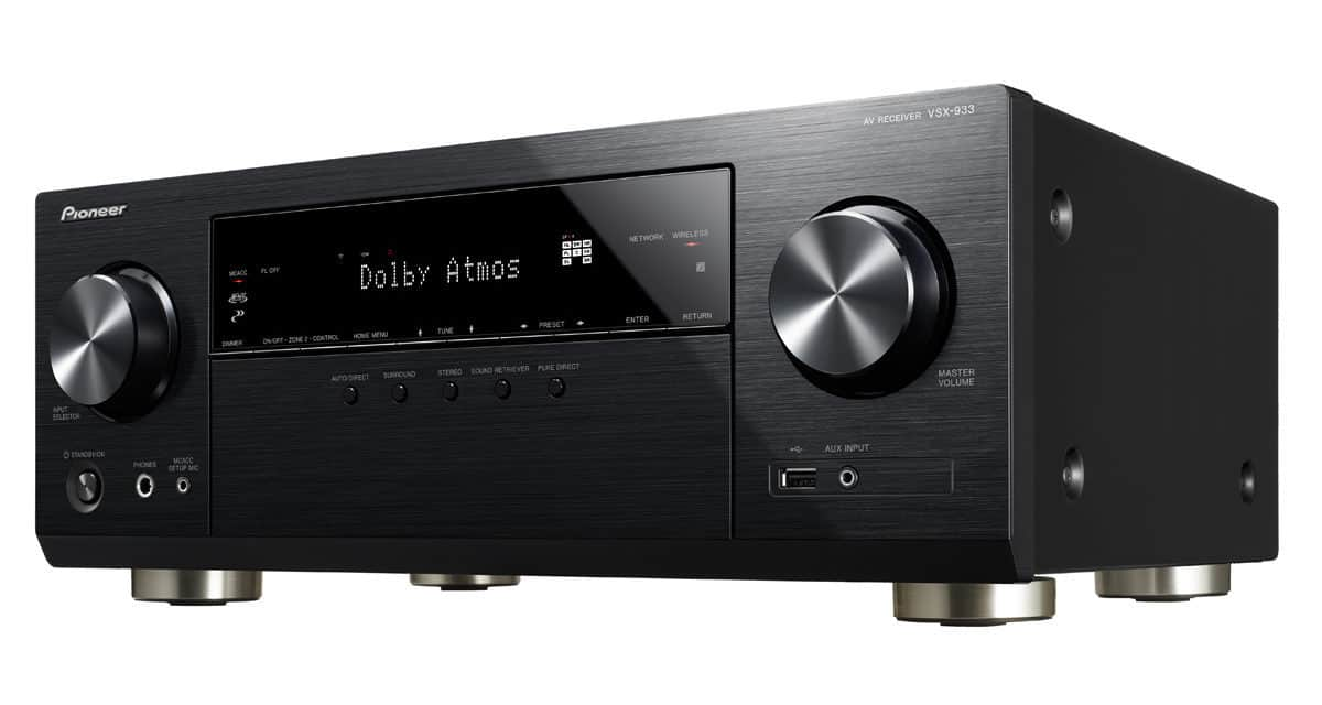 Pioneer & Onkyo AV receivers now work with Sonos App (if you own a Connect)