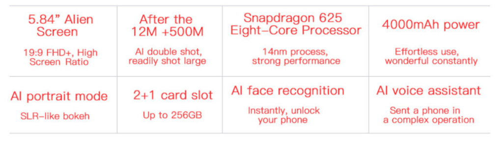 Xiaomi Redmi 6 Pro launched with dual rear camera, and Snapdragon 625 SoC - £177 on Banggood 5