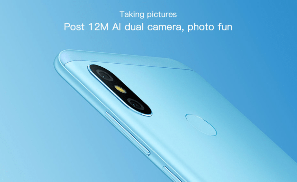 Xiaomi Redmi 6 Pro launched with dual rear camera, and Snapdragon 625 SoC - £177 on Banggood 4
