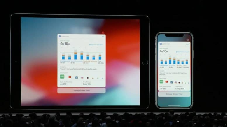 WWDC 2018 - No new hardware, iOS 12 aims to make old phones faster 1