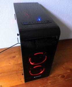 Thermaltake View 32 TG Tempered Glass RGB
