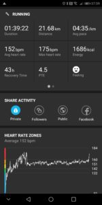 Suunto 9 Baro review – Full review with heart rate comparisons & performance mode tests 19