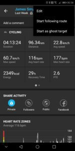 Suunto 9 Baro review – Full review with heart rate comparisons & performance mode tests 17