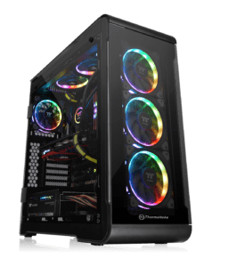 Thermaltake View 32 TG Tempered Glass RGB Edition Review - Mid-Tower Chassis 2