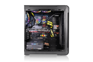 Thermaltake View 32 TG Tempered Glass RGB Edition Review -  Mid-Tower Chassis 3