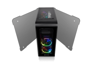Thermaltake View 32 TG Tempered Glass RGB Edition Review -  Mid-Tower Chassis 1