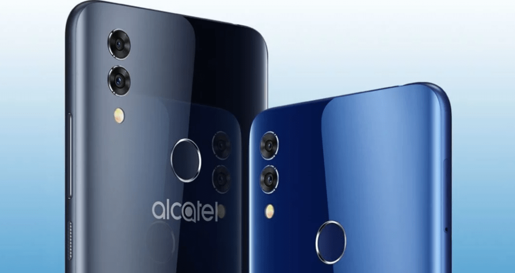 Alcatel 5V announced with 6.2-inch notched screen, dual rear cameras, 4,000 mAh battery 2