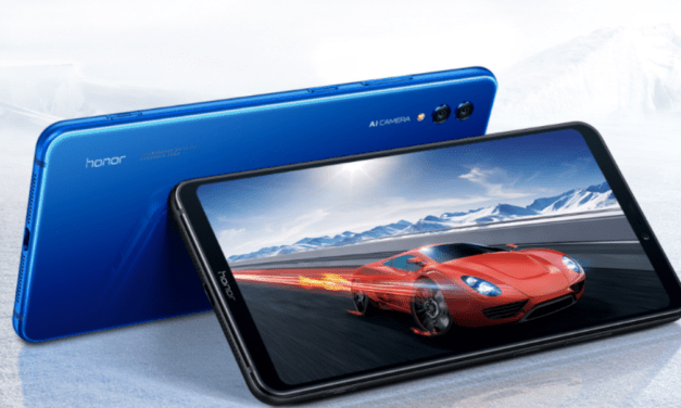 Honor Note 10 Launched : 6.95-inch AMOLED display, CPU & GPU Turbo, & 5000mAh battery