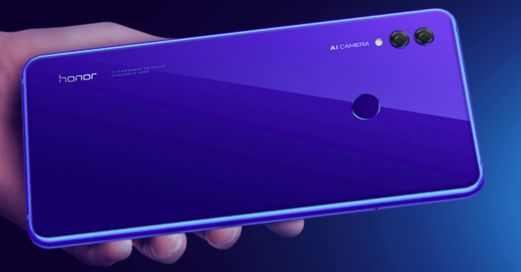 Honor Note 10 Launched : 6.95-inch AMOLED display, CPU & GPU Turbo, & 5000mAh battery 4