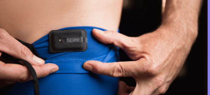 Now Your Clothes Are Smart: Spire Swim Tracker 2