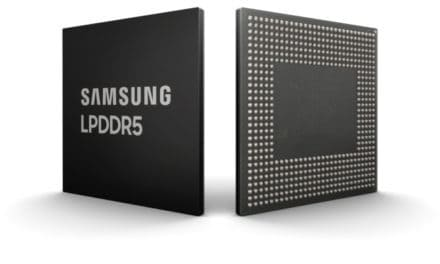 Samsung 8GB LPDDR5 DRAM but the Samsung Galaxy S10 probably won't get it