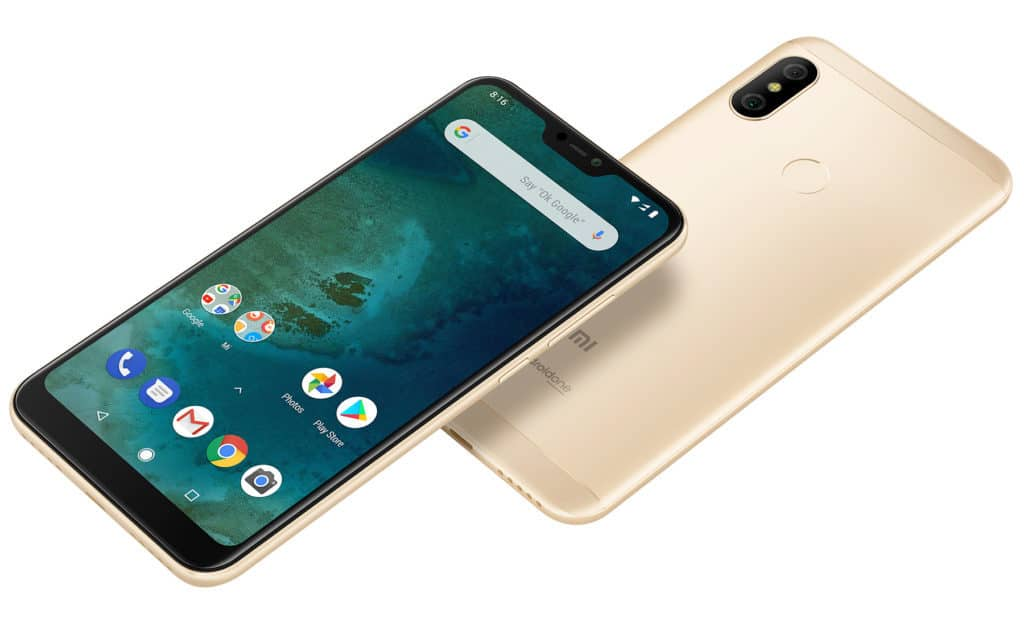 Xiaomi Mi A2, A2 Lite Android One phones launched in Europe 4