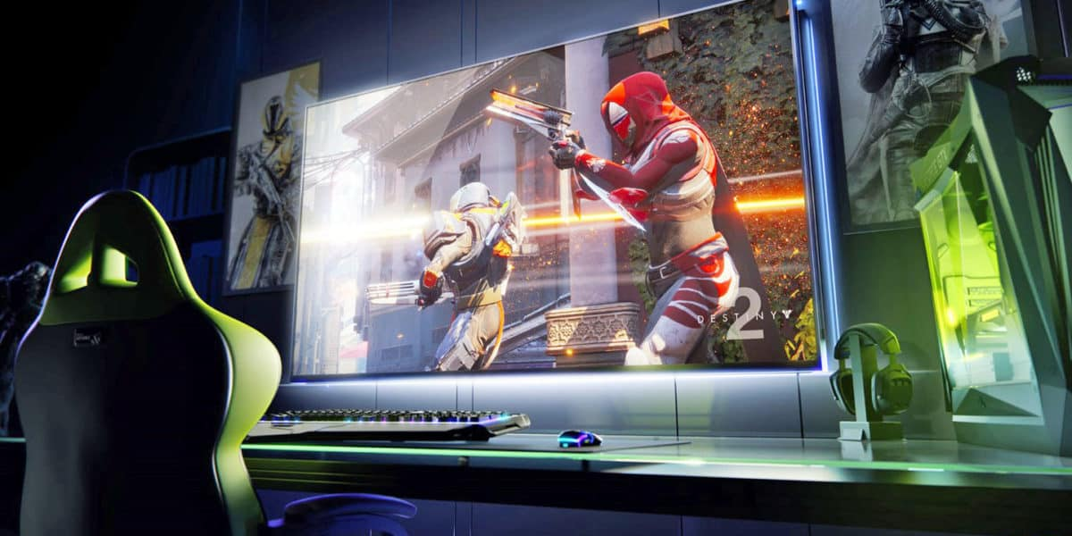 Nvidia Big Format Gaming Display delayed until 2019 and will cost between £3500 & £45000
