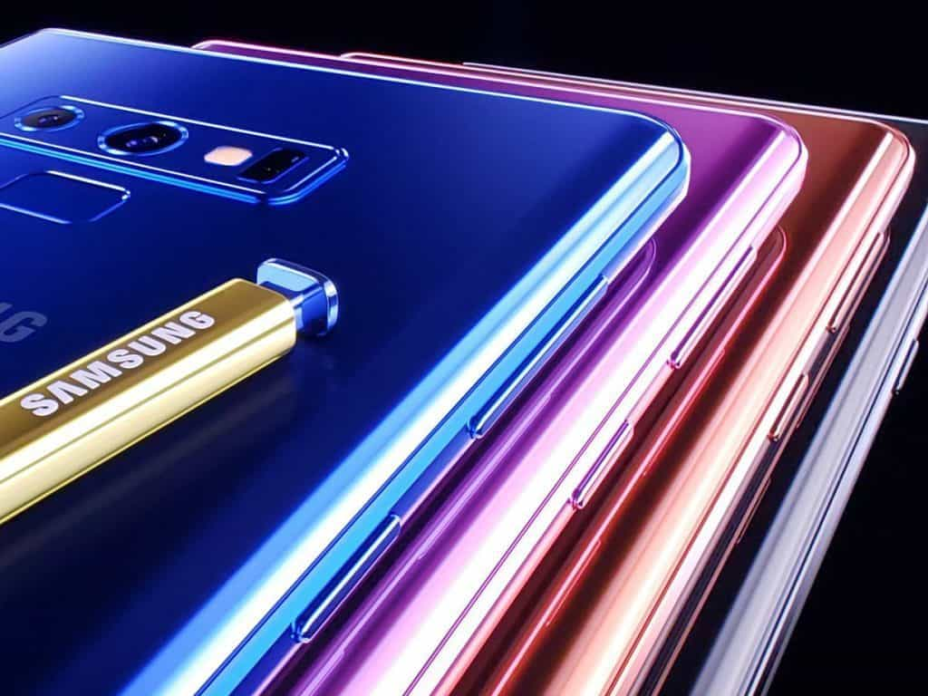 Samsung Galaxy Note 9 Launches for £900 but can it compete with OnePlus and other low cost options? 6