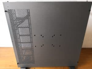 Thermaltake Core P5 Tempered Glass Ti Edition Review 7