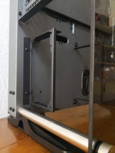 Thermaltake Core P5 Tempered Glass Ti Edition Review 10
