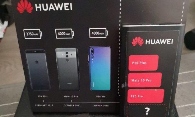 Huawei teaser hints at larger battery for Mate 20 Pro #WaitForHuawei