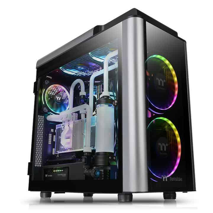 Thermaltake Level 20 GT RGB Plus Full Tower PC CaseReview 1