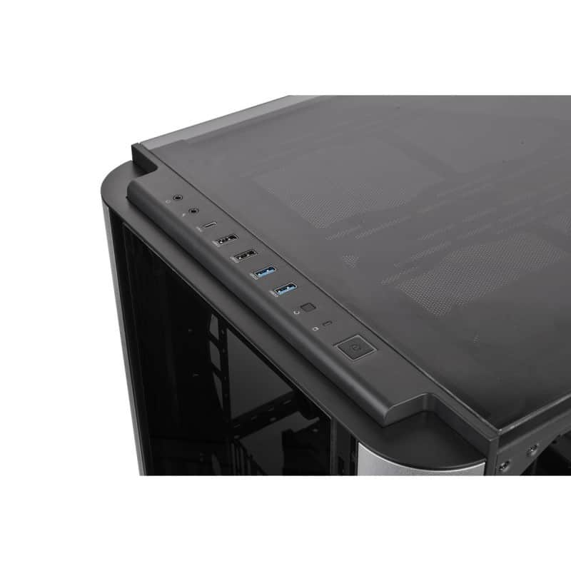 Thermaltake Level 20 XT Cube Chassis Review - The ultimate watercooling PC case 12
