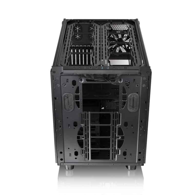 Thermaltake Level 20 XT Cube Chassis Review - The ultimate watercooling PC case 8