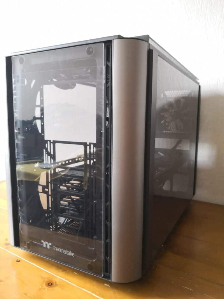 Thermaltake Level 20 XT Cube Chassis Review - The ultimate watercooling PC case 23