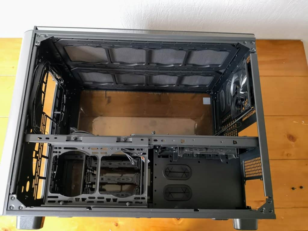Thermaltake Level 20 XT Cube Chassis Review - The ultimate watercooling PC case 28