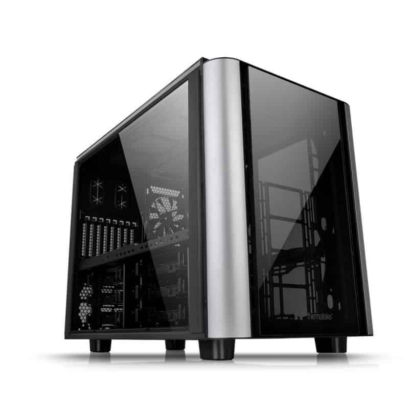 Thermaltake Level 20 XT Cube Chassis Review - The ultimate watercooling PC case 10