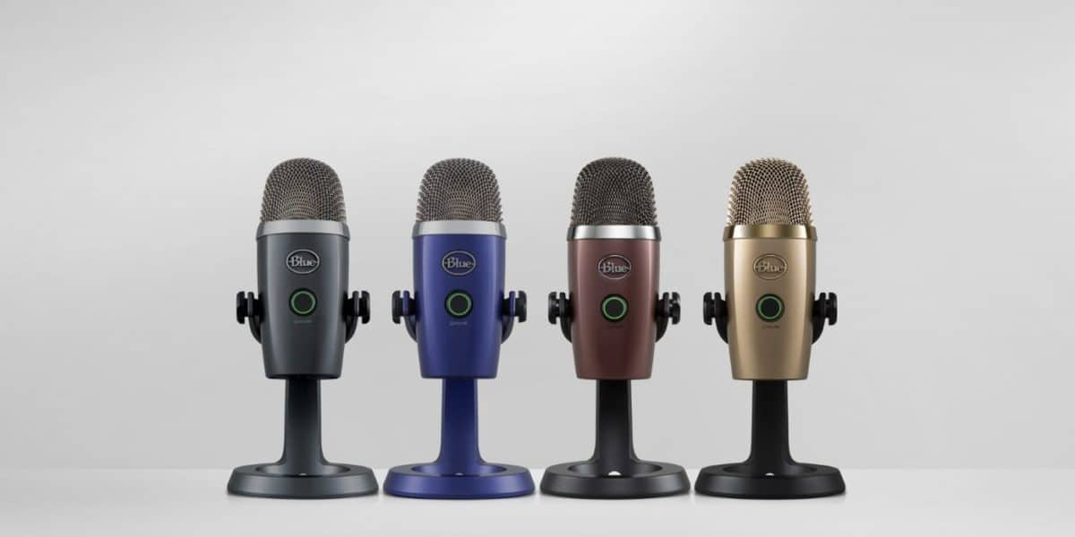 Blue Launches Yeti Nano USB Microphone