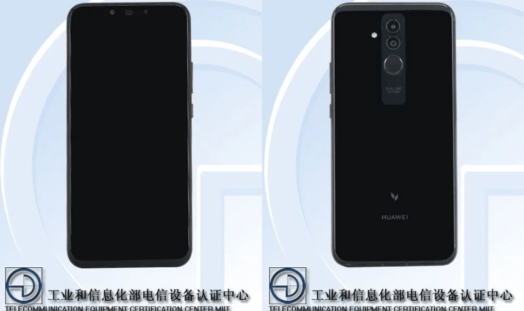 Huawei Mate 20 Lite / Maimang 7 full specifications leak reveals notched display, 4 cameras