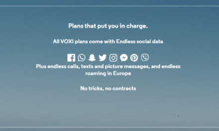 Voxi by Vodafone Review – A mobile network for under 30s